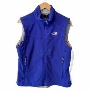 The North Face fleece vest Large